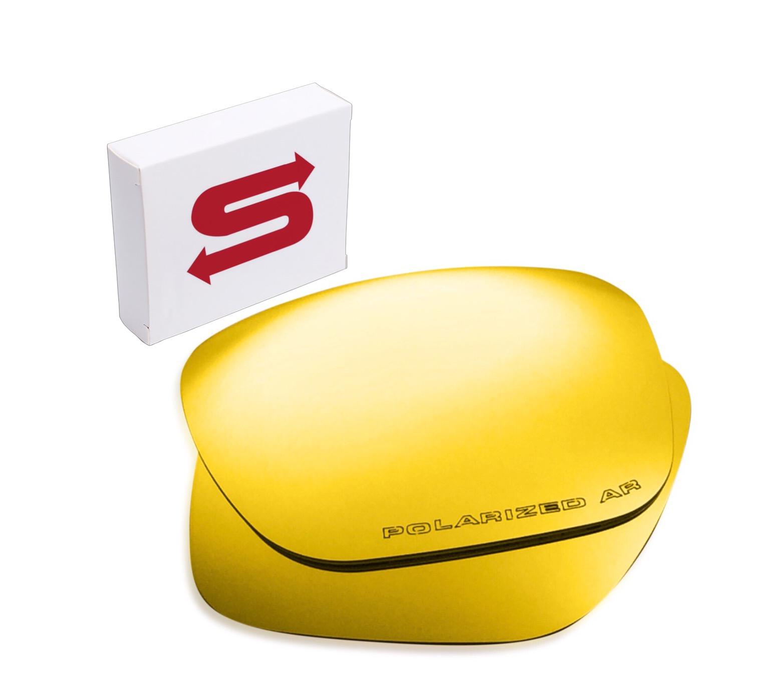 6ee97795e GOLD Oakley Holbrook Lenses POLARIZED by Lens Swap | Lens Swap ...
