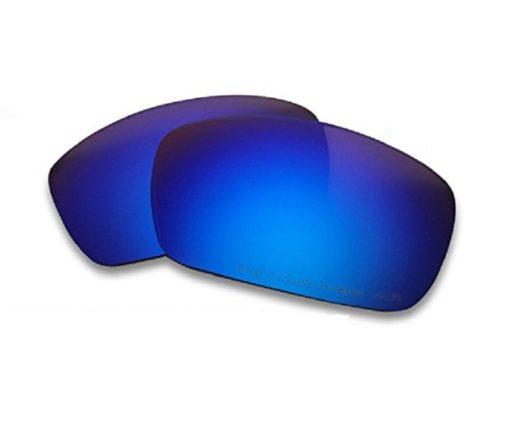 632d10cd3 ROYAL BLUE Oakley Fuel Cell Lenses POLARIZED by Lens Swap | Lens ...