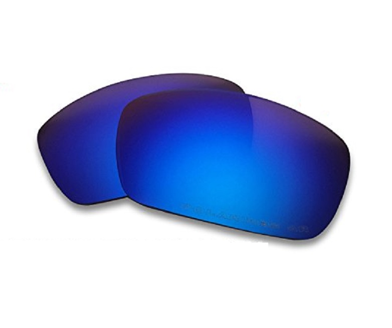 oakley fuel cell blue lenses