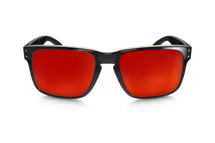RED Oakley Holbrook Lenses POLARIZED by Lens Swap | Lens Swap Online ...
